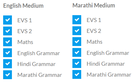 4th Standard - E-Learning for Maharashtra State Board